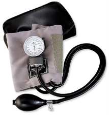 Barrington Diagnostics Aneriod Sphygmomanometer with Cotton Cuff