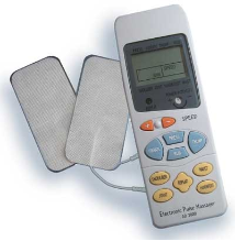 BV Medical 2 Pad Electronic Pulse Massager