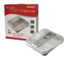 OMRON Fat Loss MONITOR with Scale