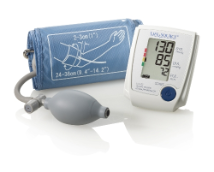 A&D LifeSource Manual Inflation Blood Pressure Monitor