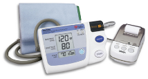 OMRON IntelliSense(TM) Blood Pressure Monitor with Printer
