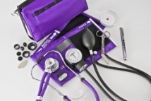 Barrington Diagnostics Sprague Rappaport Stethoscope & Aneroid Sphygmomanometer Carrying Case Deluxe Kit