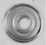 Silver Sprague Rappaport-Type Diaphragm Assembly Replacement Retaining Ring