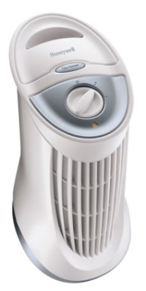 Honeywell Compact Tower Air Purifier with Permanent Filter