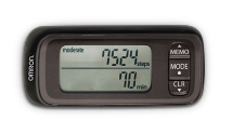 OMRON Tri-Axis Pocket Pedometer