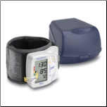 LifeSource Compact Wrist Blood Pressure Monitor