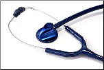 BV Medical Variable Range Stainless Steel Adult Stethoscope