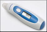 A&D LifeSource Instant Read Digital Ear Thermometer