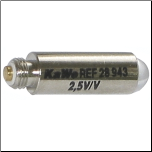 KaWe 2.5V Vaccum Lamp for EUROLIGHT C, VET, COMBILIGHT C, PICCOLIGHT C Otoscopes