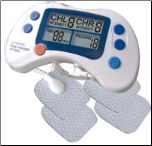 BV Medical 4 Pad Electronic Pulse Massager