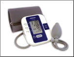 OMRON Manual Inflation Digital Blood Pressure Monitor