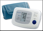 A&D LifeSource One Step Auto Inflation Digital Blood Pressure Monitor