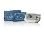 A&D LifeSource Advanced Inflation Sensor Digital Blood Pressure Monitor