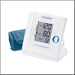 A&D LifeSource Blood Pressure Monitor w/AccuFit™ Cuff w/AC Adaptor