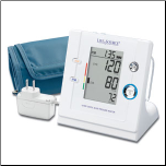 A&D LifeSource Premium Automatic with AM/PM TimeWise™ Tracking Technology