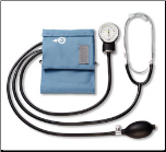 A&D LifeSource Aneroid Home Blood pressure kit