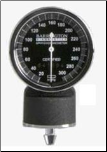 Barrington Diagnostics Basic Aneroid Manometer Gauge