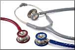 BV Medical Pediatric Stainless Steel Stethoscope