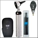 KaWe EUROLIGHT® C10 Otoscope/Opthalmoscope Set