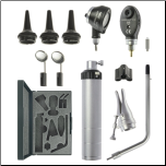 KaWe COMBILIGHT® Basic Set, C10 Otoscope / E10 Opthalmoscope