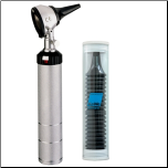 KaWe EUROLIGHT® C10 Otoscope with screw-closure system