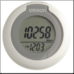 OMRON Hip Pedometer - single acceleration sensor