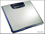LifeSourceMD ProFIT Precision Scale (lb only) 350 lb. Limit