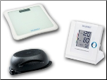 LifeSource Wireless Complete Health Monitoring System