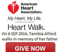 Donate to Greater Orlando Heart Walk